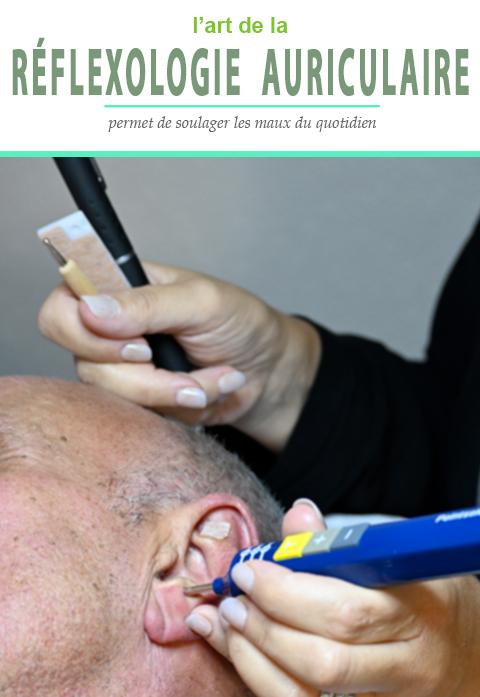 la réflexologie auriculaire